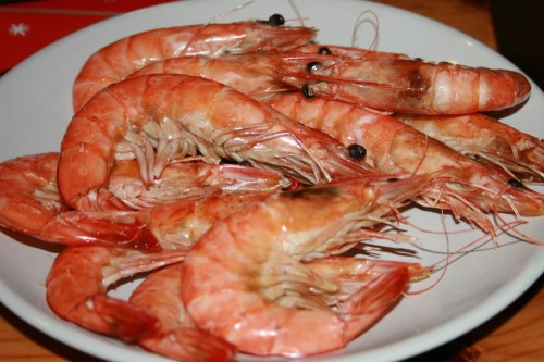 Taste the Difference Whole Giant King Tiger Prawns