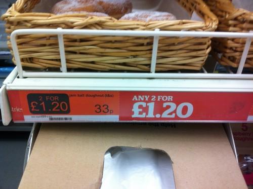 Doughnut Bargain