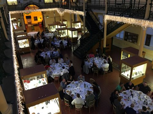 UCISA Conference Dinner at the Birmingham Museum & Gallery
