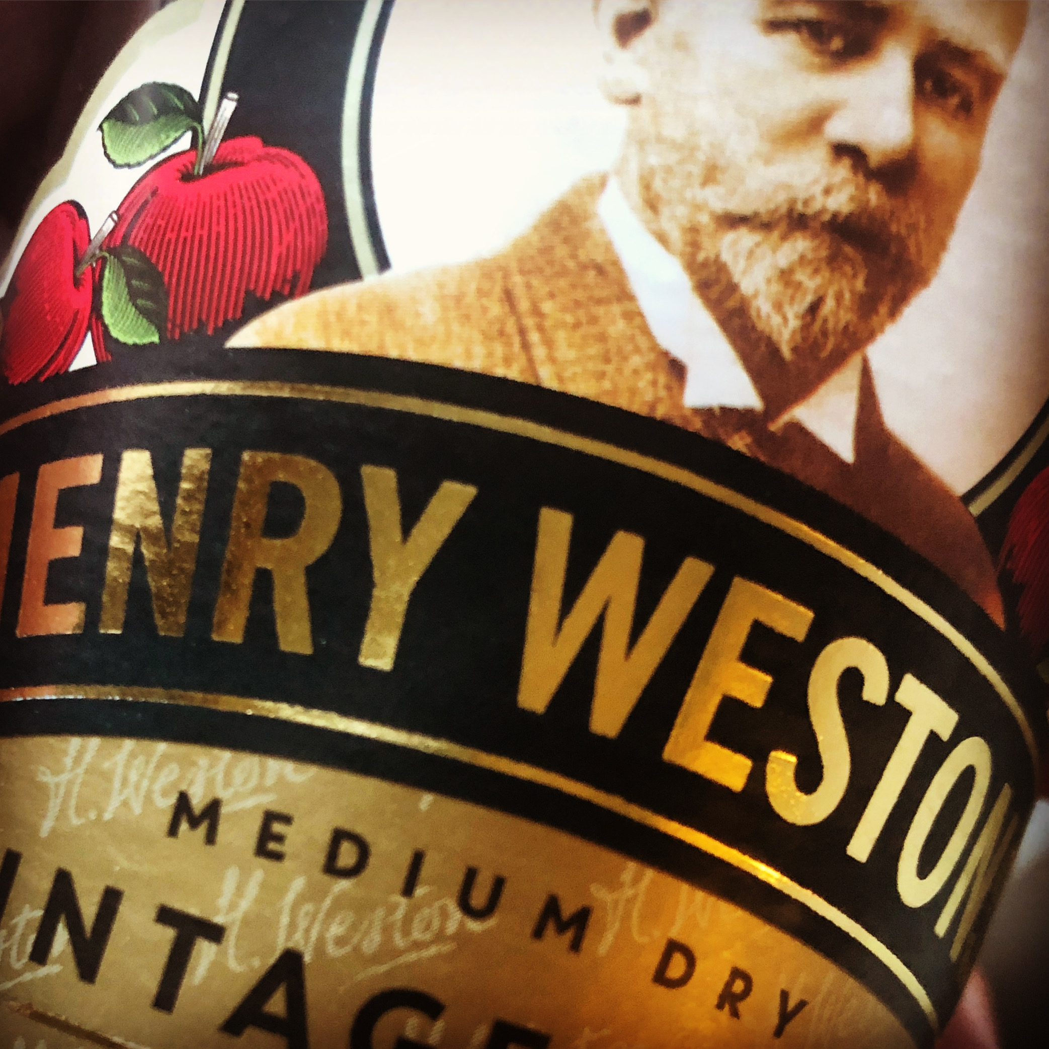 Henry Weston Vintage Cider