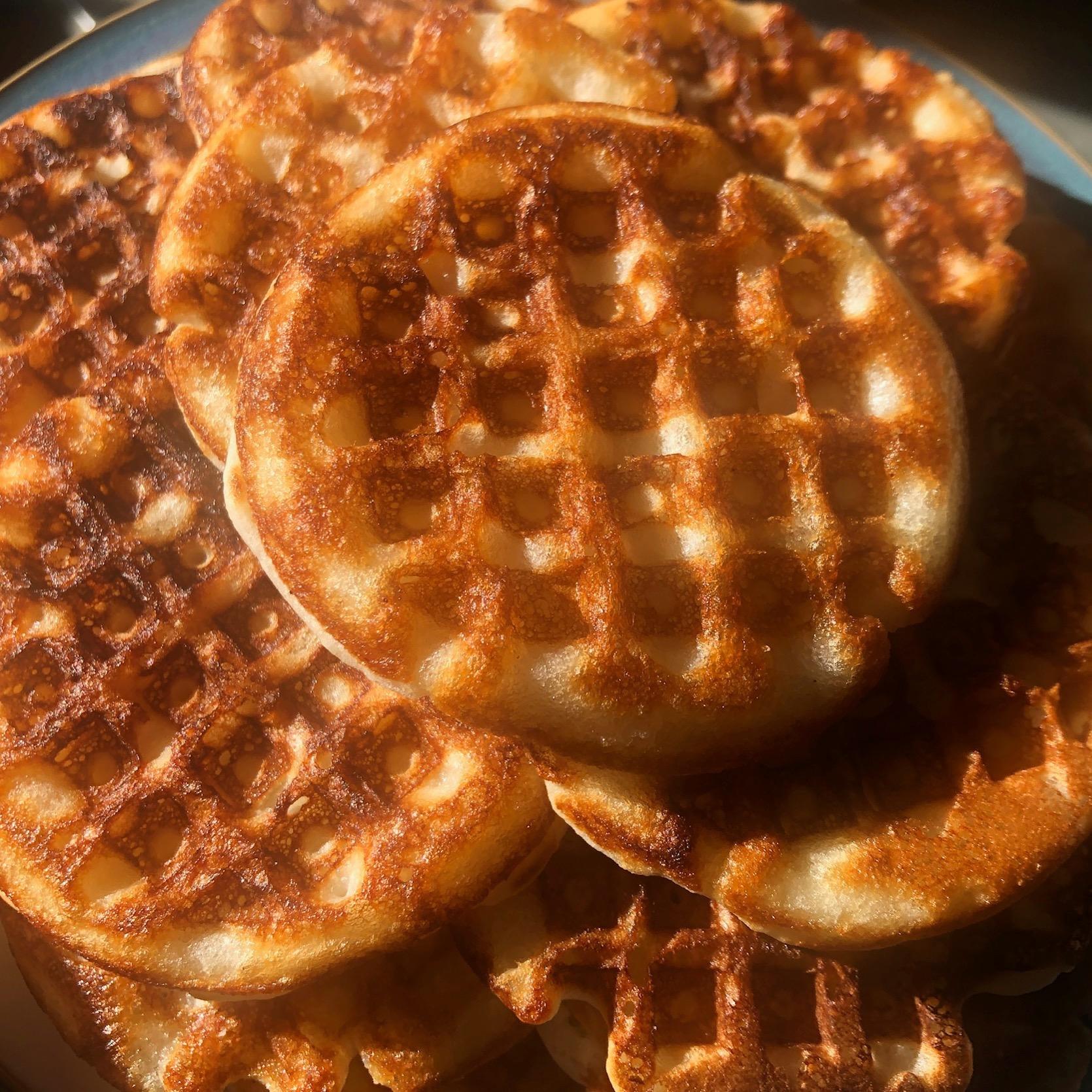 Gluten Free Breakfast Waffles