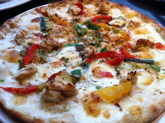 Monte Bianco Pizza